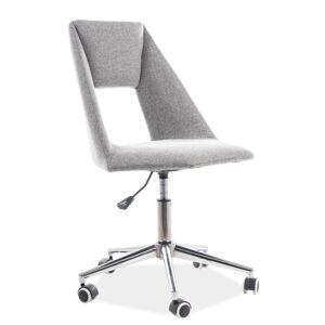 Kancelářská židle PAX sivá vzor 172