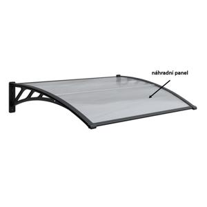 Rojaplast Panel polykarbonátu pro vchodový přístřešek 1446x389mm